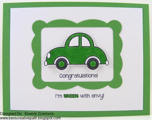 SOL July Green With Envy Card