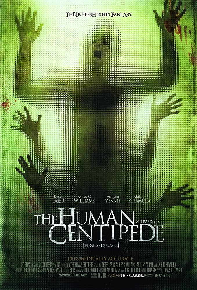 The Human Centipede (Collection)