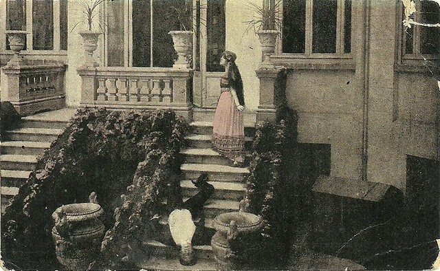 Lyda Borelli in Rapsodia satanica
