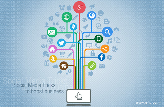 Social Media Tricks To Enhance Your Business «  ISHIR Connect – Offshore Software Development Blog