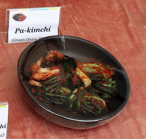 Pa-kimchi - Green Onion Kimchi