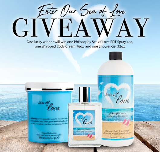 Sea of Love Giveaway