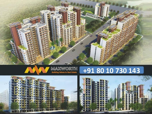 Maxworth Aashray sector 89 Gurgaon 8010730143