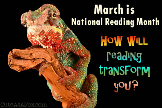National Reading Month with Kindle and Freetime Unlimited