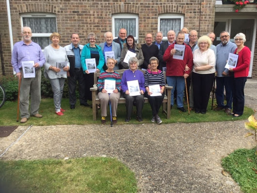 Memento for group who shared memories of colourful Dorchester neighbourhood