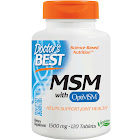 Doctor's Best Best MSM 1500, 1500 mg, Tablets - 120 count