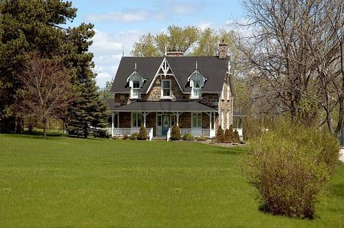 Orillia - Stone Farmhouse
