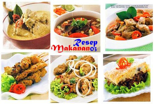 Resep Makanan Sehat Ringan Untuk Anak