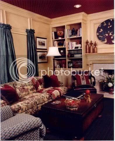 Interior Home Design English Country Homes Living Room
