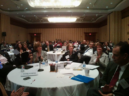 The crowd at HHS Partnership For Patients