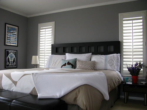 How to Decorate Your Bedroom with Grey Bedroom Ideas Based on 2011 Trend  interiorfurnituretest02