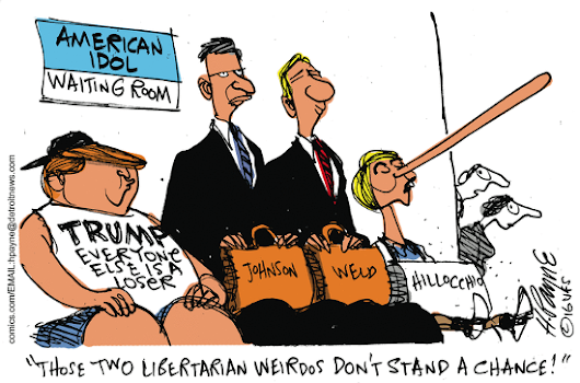 Friday Funnies: 2 Libertarian Weirdos