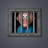 Αποτέλεσμα εικόνας για φυλακη σκιτσο
