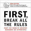 BOOK REVIEW: First, Break All The Rules by Gallup Press (Marcus Buckingham & Curt Coffman)