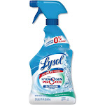 Lysol Professional Power & Free - Cleaner - liquid - spray bottle - 22 fl.oz - cool spring breeze - professional - clear