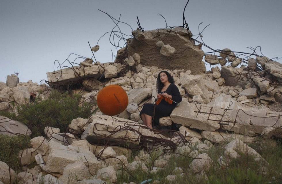 Raeda Saadeh, 'Penelope', 2010.