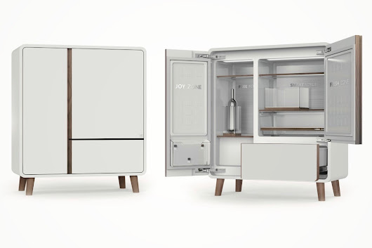 An Armoire For Your Appetite | Yanko Design
