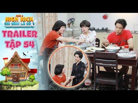 Gia đình là số 1 Phần 2 | trailer tập 54: Văn Quốc lén làm gián điệp giúp bà Liễu tăng phí tiền nhà