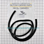 Whirlpool Dishwasher Door Gasket Seal 902894