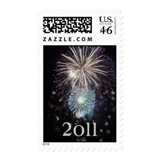 2011 Customizable postage stamp stamp