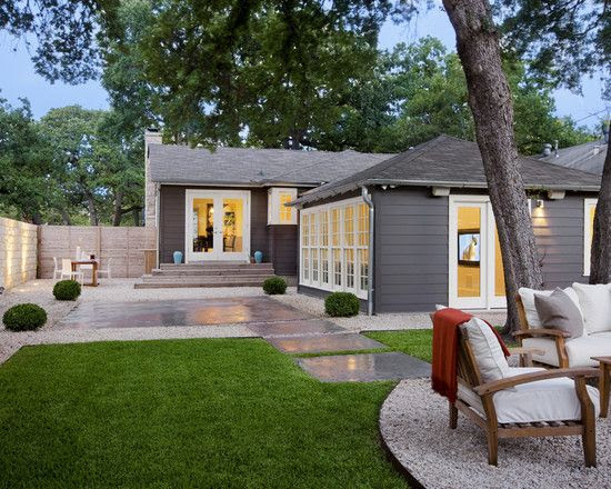 Back Yard Landscaping Ideas for a Ranch Home