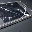 Smashed smartphone screens become status symbol