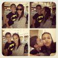 Lais Ribeiro teve um filho aos 17 anos, em 2007. O menino, Alexandre, é o seu xodó, como ela demonstra em suas redes sociais: 'Minha vida!'