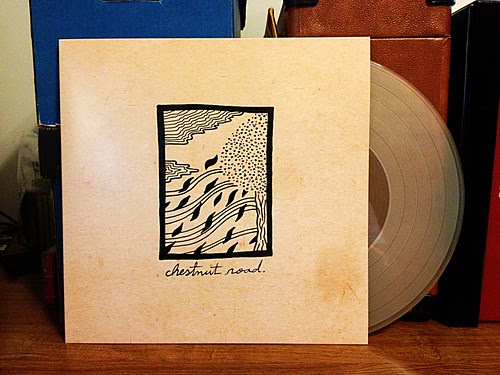 Chestnut Road - S/T LP - Clear Vinyl (/300) by Tim PopKid