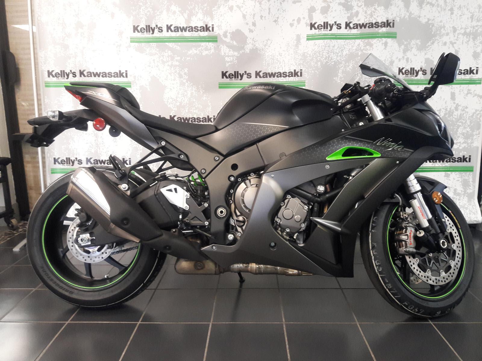 2018 Kawasaki Ninja Zx 10r Se