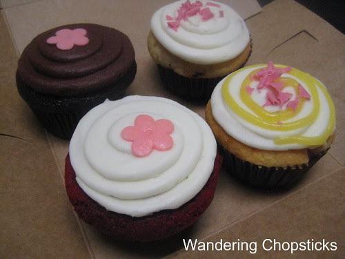 Dots Cupcakes - Pasadena 2
