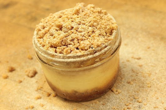 Get The Recipe For Executive Pastry Chef Stephan Schubert's Apple Cheesecake Jar | Seminole Hard Rock Tampa Blog