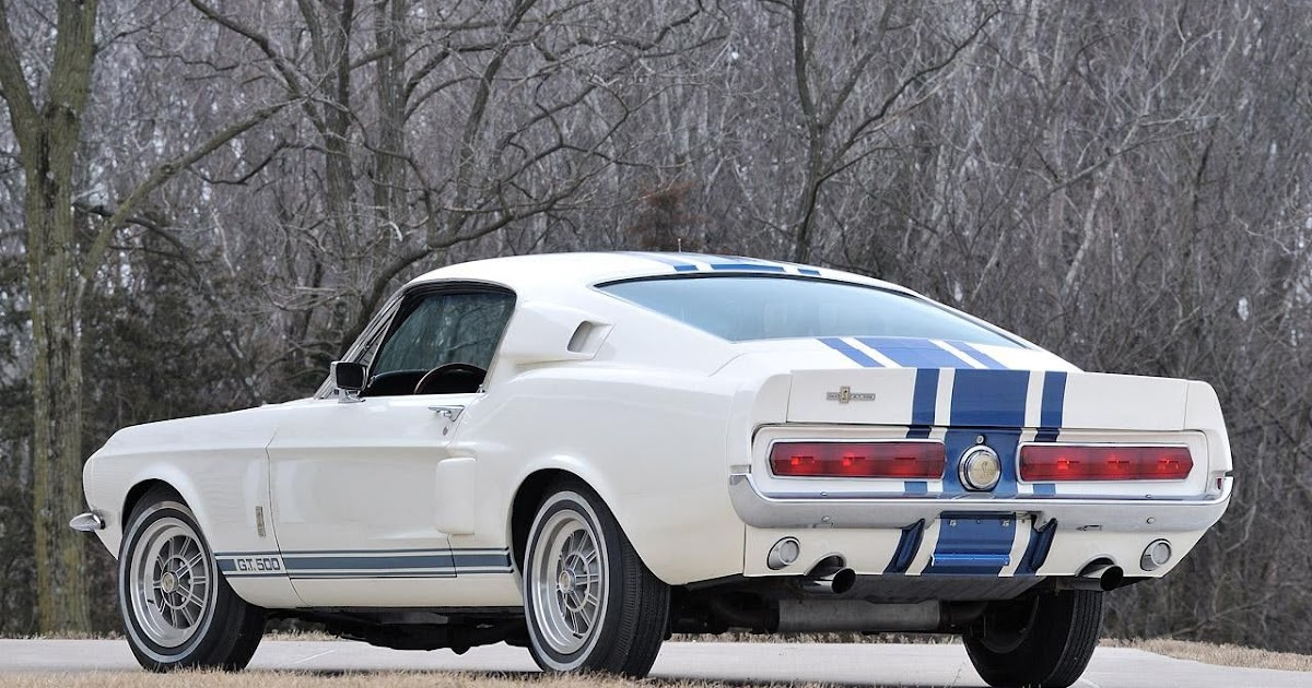 1967 Ford Mustang Shelby Gt500 For Sale Philippines - Free ...