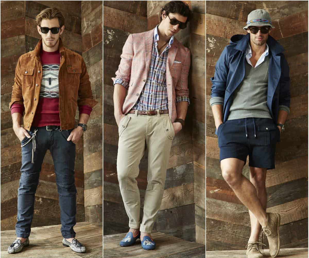 cf77683a8 Fashion clothing for men Spring-Summer 2016 – DRESS TRENDS - Mens ...