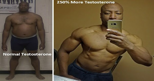 These 6 Tiny Changes BOOSTED This 40 year olds  Testosterone by 250%