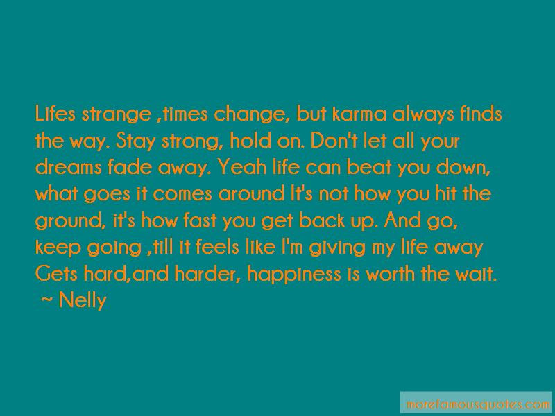Life Can Beat You Down Quotes Top 8 Quotes About Life Can Beat You