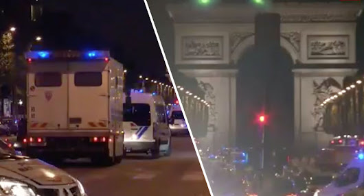Everything We Know About Ongoing Terror Attack In Paris