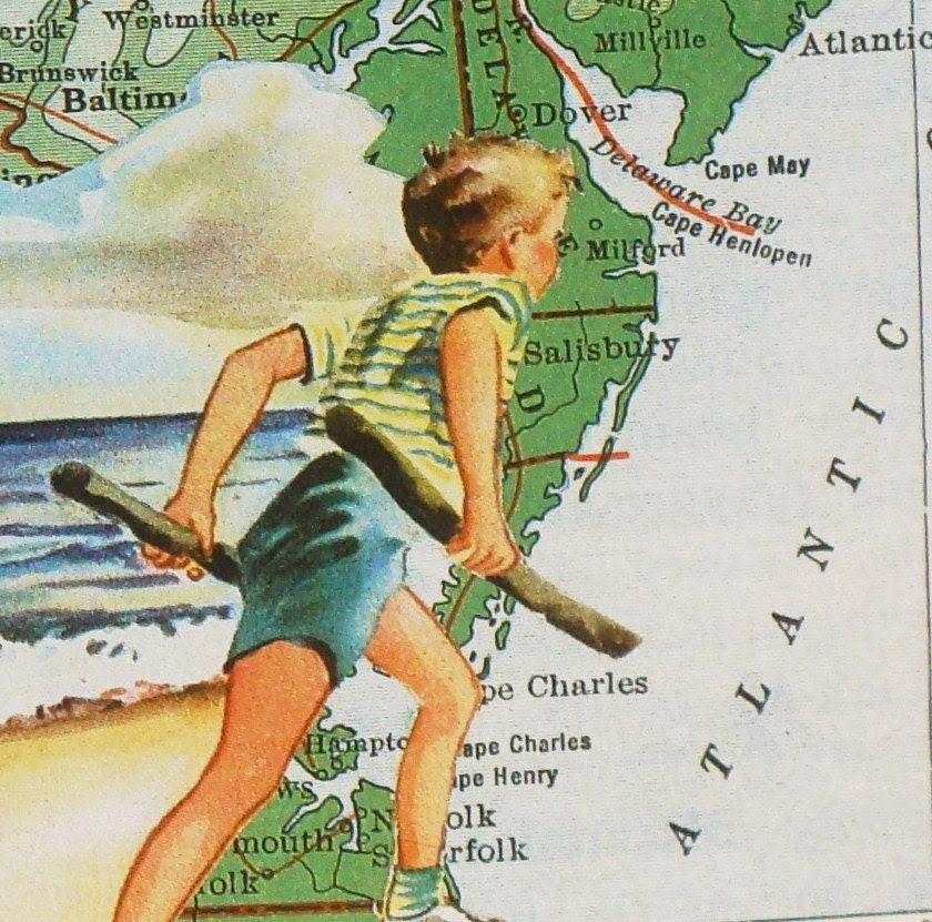 Summer on the East Coast