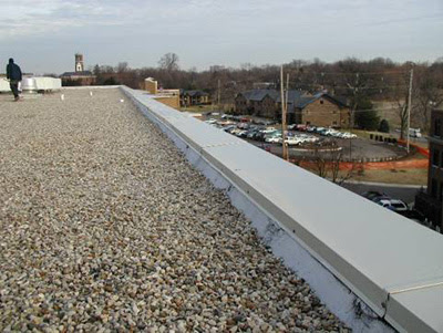 Built Up Roof Membrane Universal Roofing Philadelphia