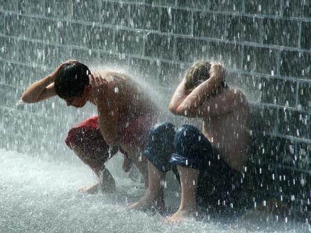 Hujan di Minggu Pagi
