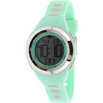 Skechers Watch SR2016 Tennyson Digital Display, Chronograph, Water Resistant, Backlight, Alarm, Mint Green
