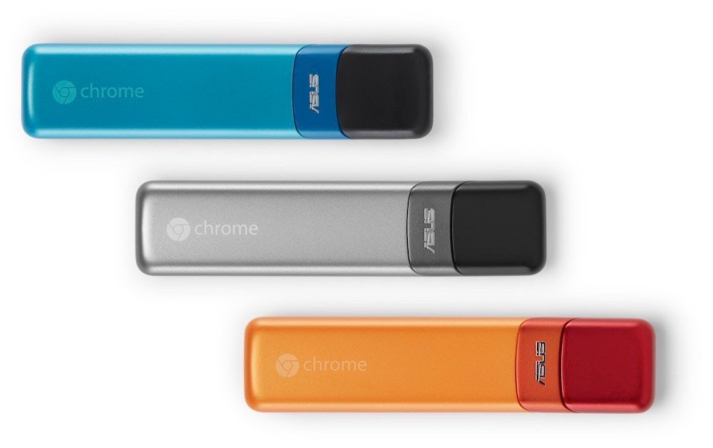 Chromebit is an entire Chrome OS computer in an HDMI stick