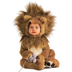 Rubies Costumes 272454 Lion Cub Infant Costume 6-12 Months