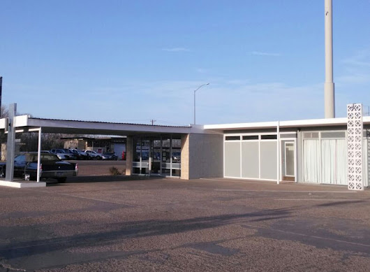 Retro Roadtrip: The Historic Route 66 Motel, Tucumcari, NM - Mid Century Style Magazine