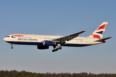 British Airways Boeing 767-336 ER G-BNWW (msn 25831) BWI (Tony Storck). Image: 911289.