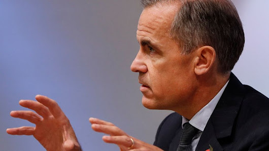 Bank governor Mark Carney warns on household debt - BBC News