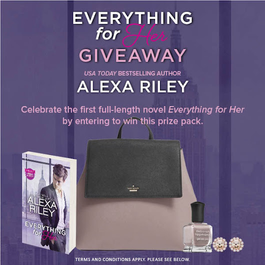 Alexa Riley ~ Everything for Her Giveaway | Imperfect Women