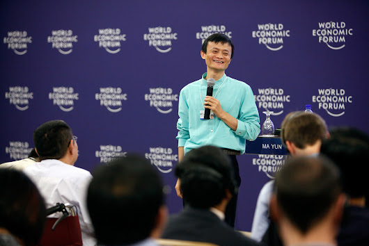 Jack Ma predicts the future of logistics