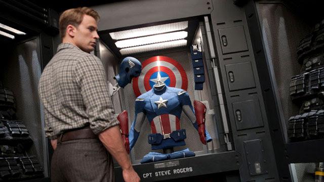 'The Avengers' Beraksi