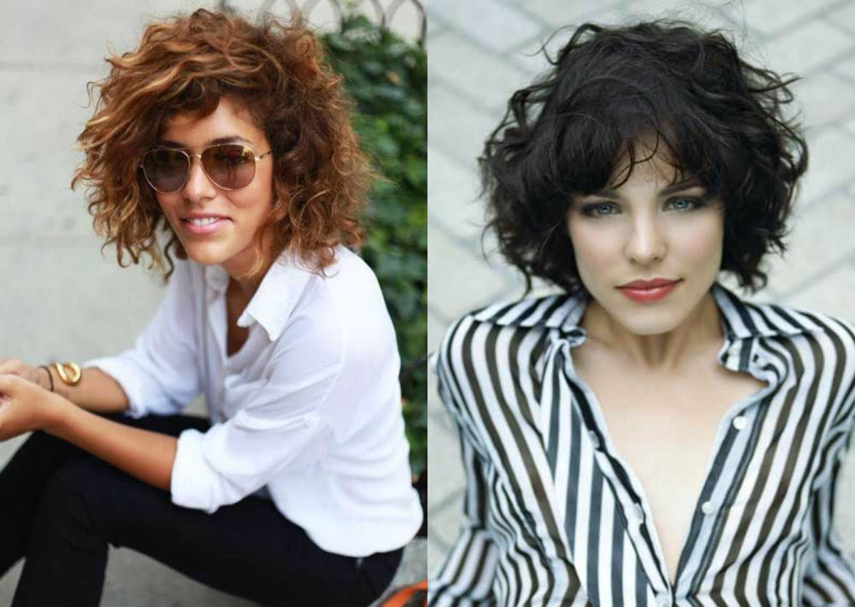 Short Curly Hairstyles 2017 For Any Occasion   Pretty ...