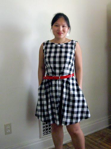 My Peggy Olson Dress